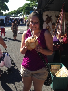 Coconut Juice Swap Meet