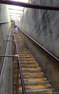 Steep Stairs Diamond Head Trail