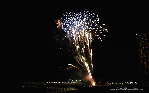 Hilton Hawaiian Fireworks Waikiki