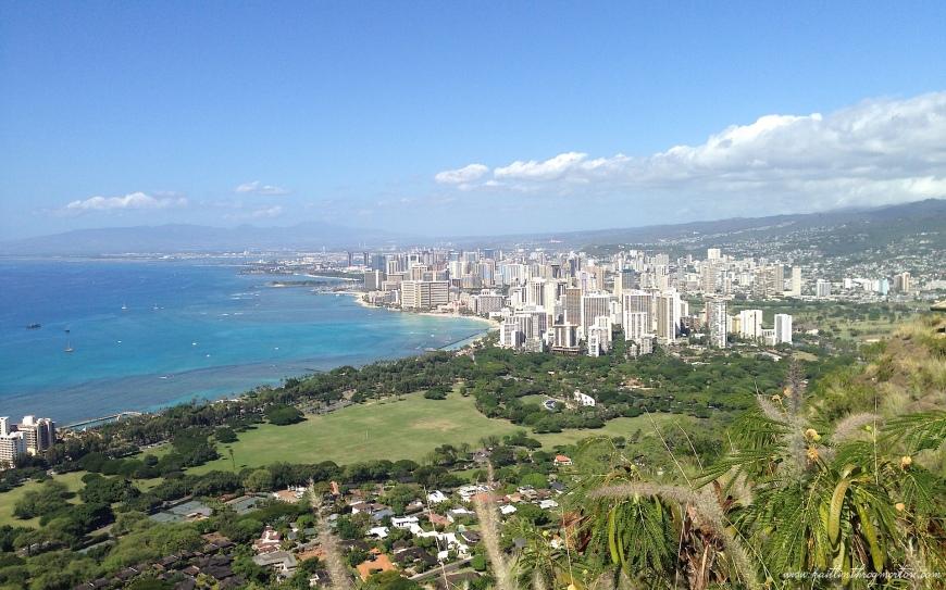 View Waikiki Honolulu Diamond Head
