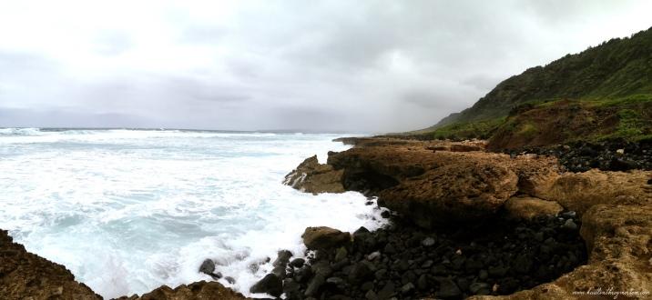 Kaena Point Hawaii