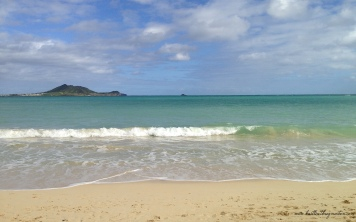 Kailua Beach Hawaii