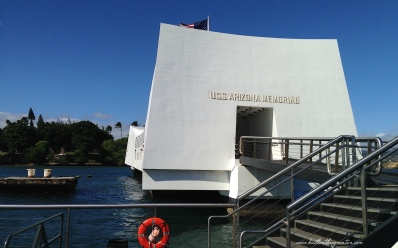Pearl Harbor USS Arizona Memorial
