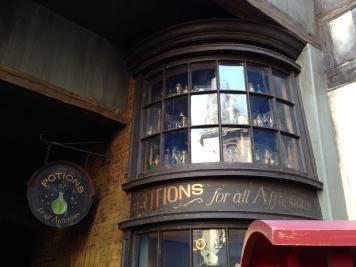 A Potions Shop