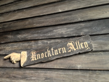 This Way for Knockturn Alley