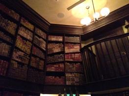 Inside Ollivander's