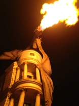 The Fire-Breathing Dragon of Gringotts