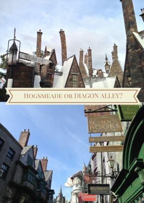 Hogsmeade or Diagon Alley?