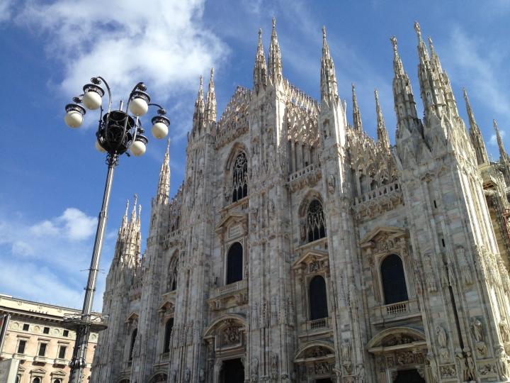 Duomo di Milano - Milan, Italy