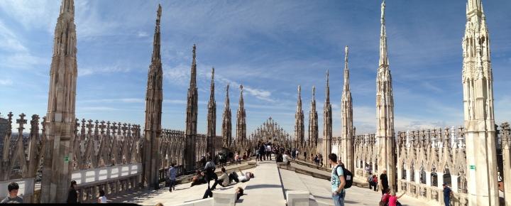 Duomo di Milano Terrace 2