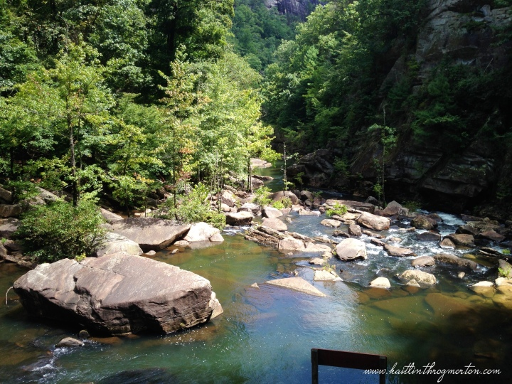 Tallulah Gorge State Park - Georgia