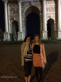 A huge thanks to my old college friend Julia for showing us a lovey time in Milan!