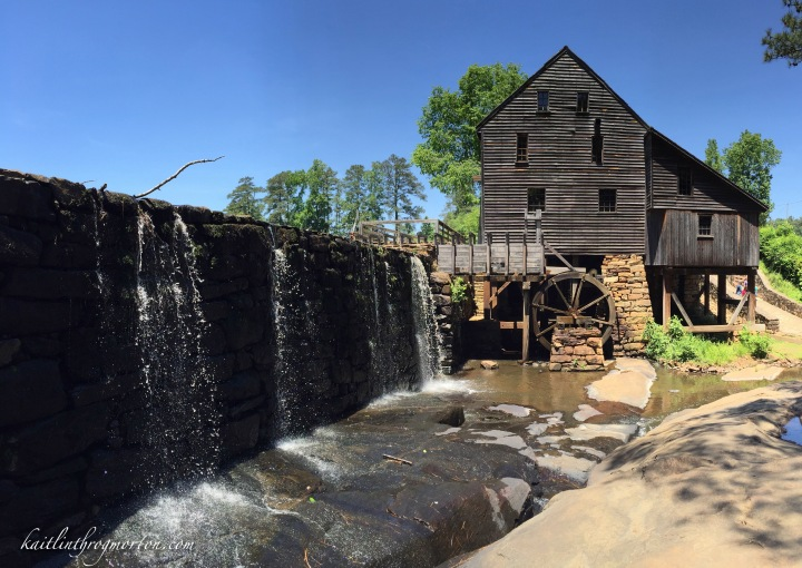 Yates Mill County Park - Raleigh, N.C.