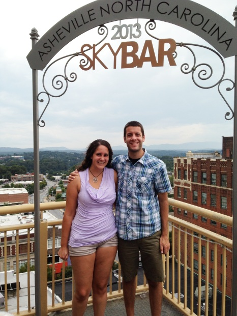 Hanging out at the SkyBar a few year's back, where you get great views and carefully crafted cocktails.
